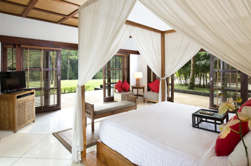 Bedroom with Garden View - The Sanctuary Bali - Canggu, Bali