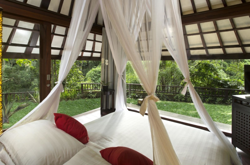Bedroom with Outdoor View - The Sanctuary Bali - Canggu, Bali
