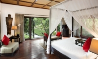 Bedroom with River View - The Sanctuary Bali - Canggu, Bali