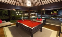 Billiard Table - The Sanctuary Bali - Canggu, Bali