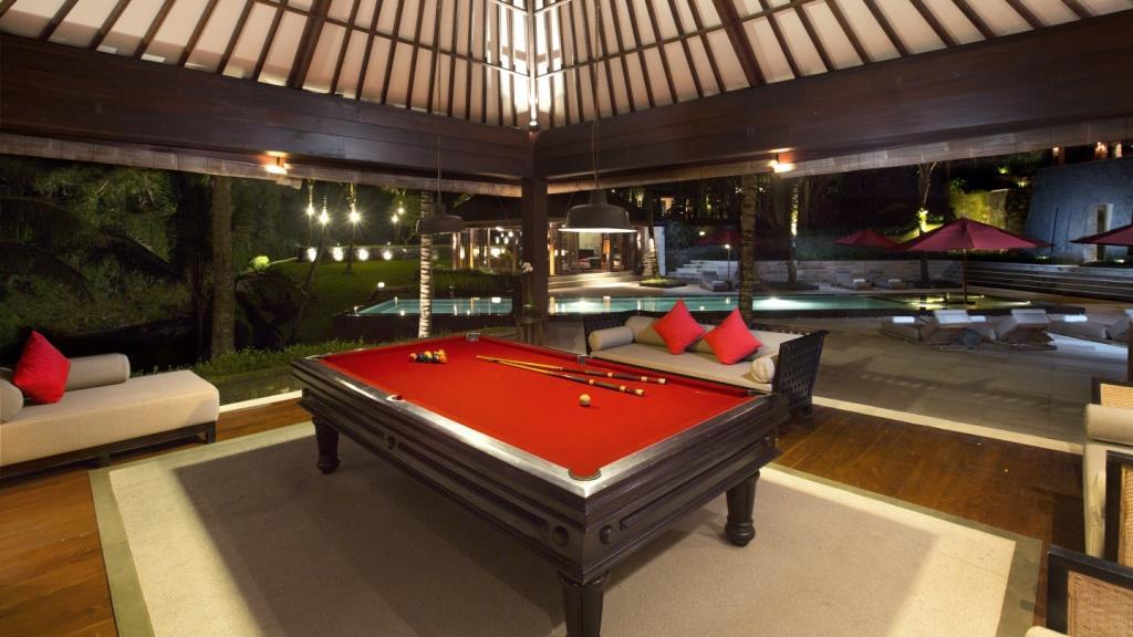 Billiard Table - The Sanctuary Bali - Canggu, Bali