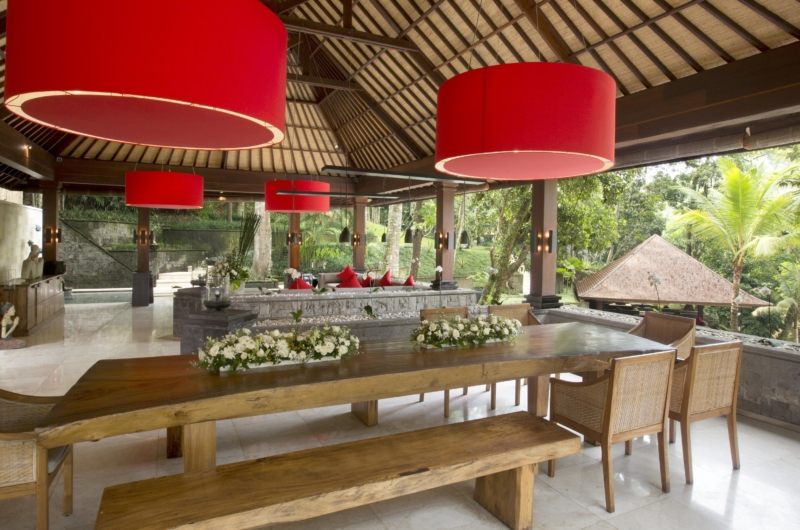Dining Table with View - The Sanctuary Bali - Canggu, Bali