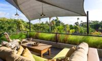 Open Plan Lounge - The Baganding Villa Bali - Seminyak, Bali