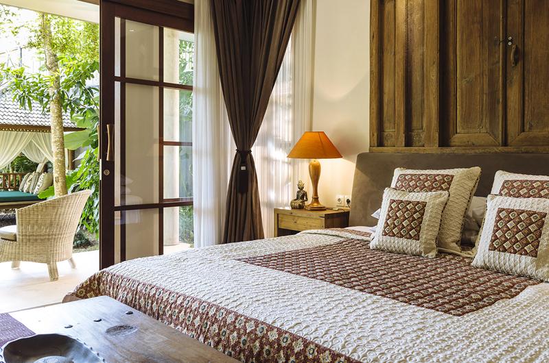 Bedroom - The Baganding Villa Bali - Seminyak, Bali