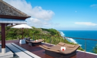 Sun Loungers - The Edge - Uluwatu, Bali