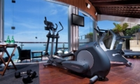 Gym - The Edge - Uluwatu, Bali