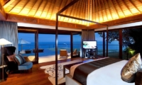 Bedroom with Sea View - The Edge - Uluwatu, Bali