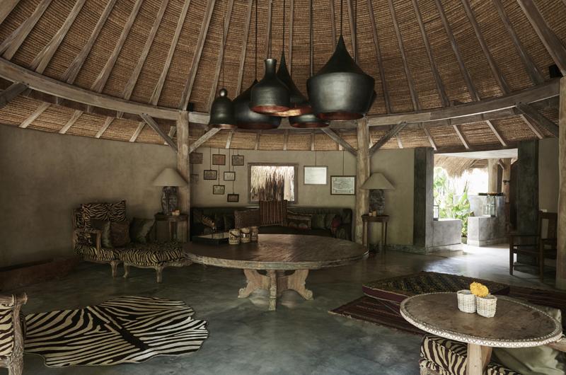Living Area - The Island Houses - Africa House - Seminyak, Bali