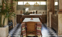 Kitchen and Dining Area - The Island Houses - Desu House - Seminyak, Bali