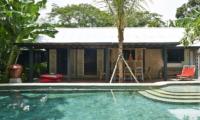 Pool Side - The Island Houses - Garden House - Seminyak, Bali