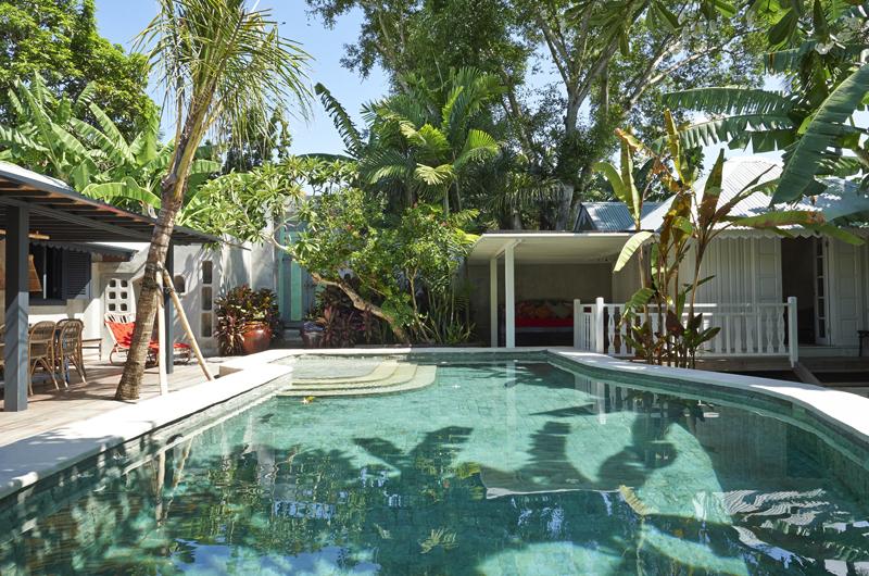 Gardens and Pool - The Island Houses - Garden House - Seminyak, Bali