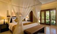 Bedroom and Balcony - The Kunja - Seminyak, Bali