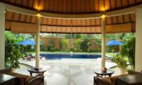 Living Area - The Kunja - Seminyak, Bali
