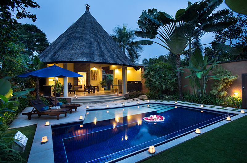 Swimming Pool - The Kunja - Seminyak, Bali