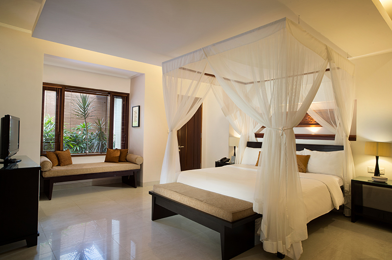 Bedroom with Seating Area - The Kunja - Seminyak, Bali