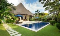 Reclining Sun Loungers - The Kunja - Seminyak, Bali