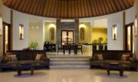 Living and Dining Area - The Kunja - Seminyak, Bali