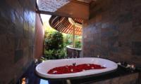 Romantic Bathtub Set Up - The Kunja - Seminyak, Bali