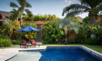 Pool Side - The Kunja - Seminyak, Bali