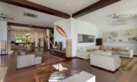 Indoor Living Area - The Luxe Bali - Uluwatu, Bali