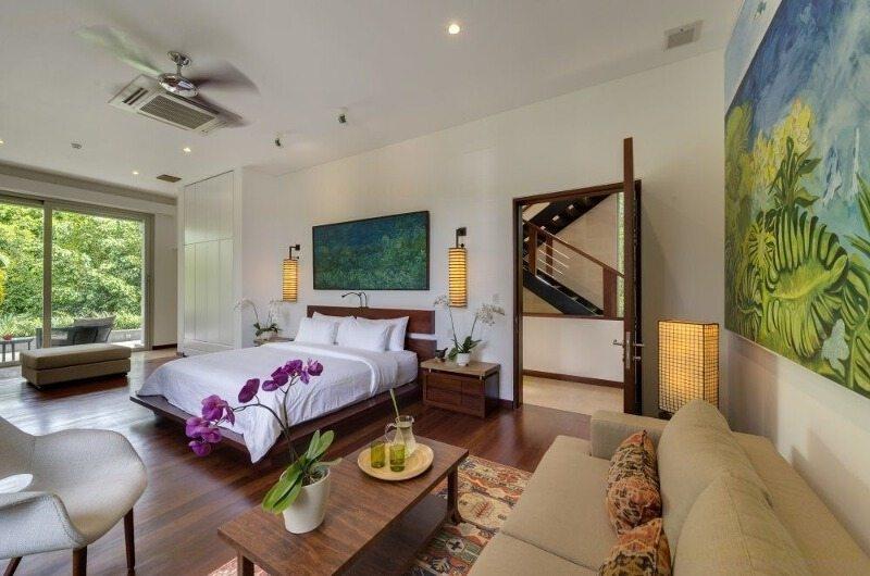 Bedroom with Sofa - The Luxe Bali - Uluwatu, Bali