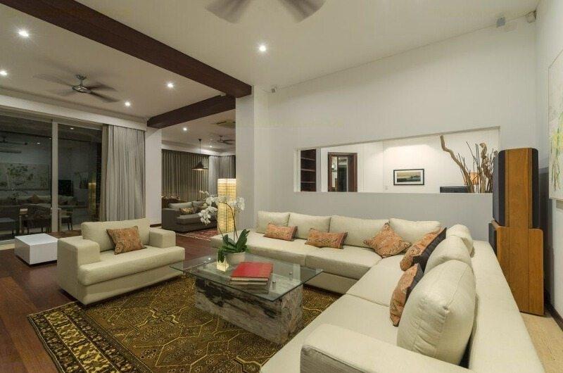 Living Area - The Luxe Bali - Uluwatu, Bali