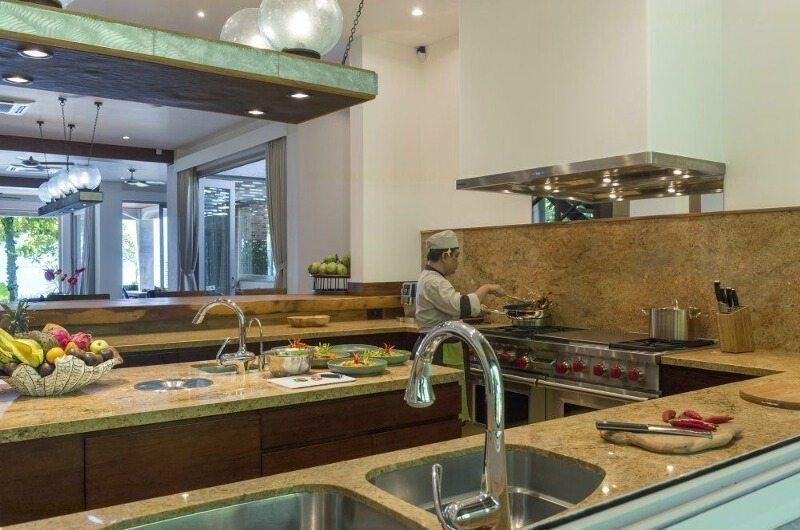 Kitchen Area - The Luxe Bali - Uluwatu, Bali