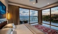 Bedroom with Sea View - The Luxe Bali - Uluwatu, Bali