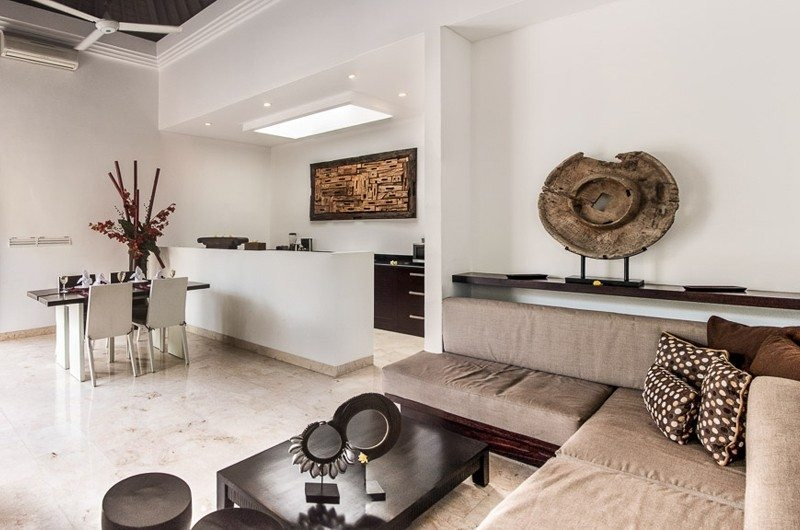 Living and Dining Area - The Residence - Seminyak, Bali