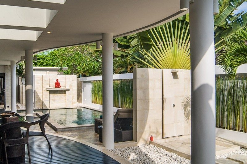 Pool and Outdoor Shower - The Residence - Seminyak, Bali