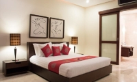 Bedroom and Bathroom - The Residence - Seminyak, Bali