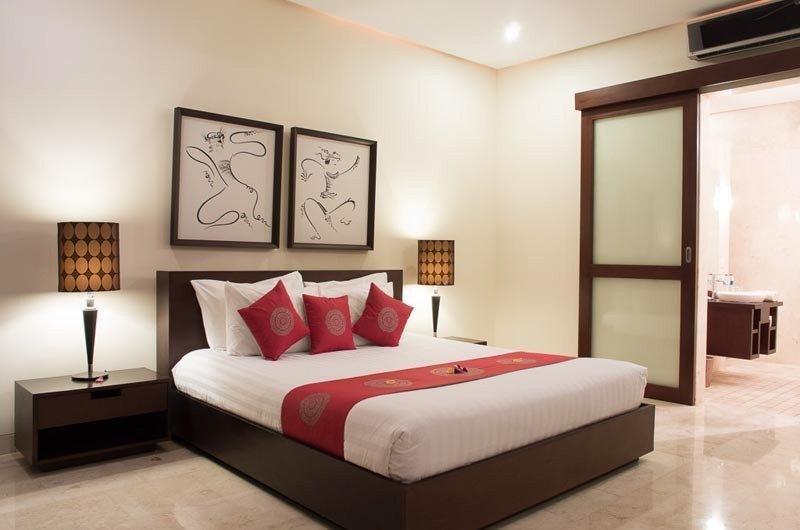 Bedroom and Bathroom - The Residence - Seminyak, Bali