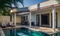 Pool Side - The Residence - Seminyak, Bali