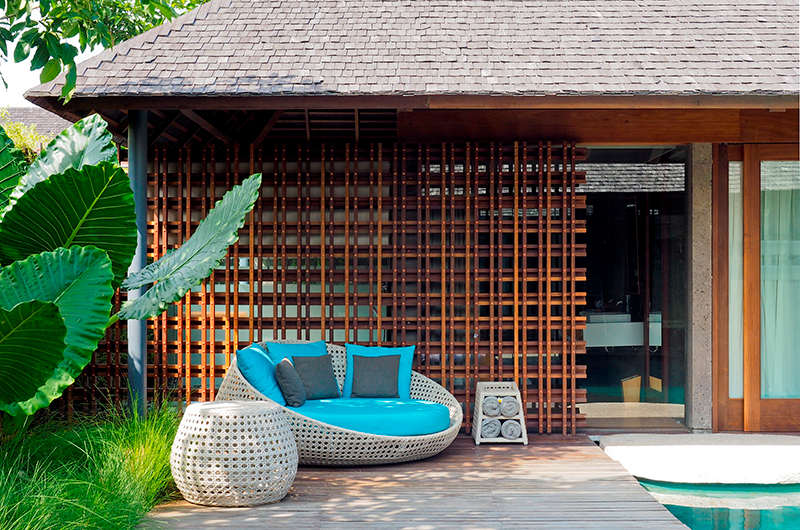 Pool Side - The Santai - Umalas, Bali
