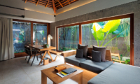 Living and Dining Area - The Santai - Umalas, Bali