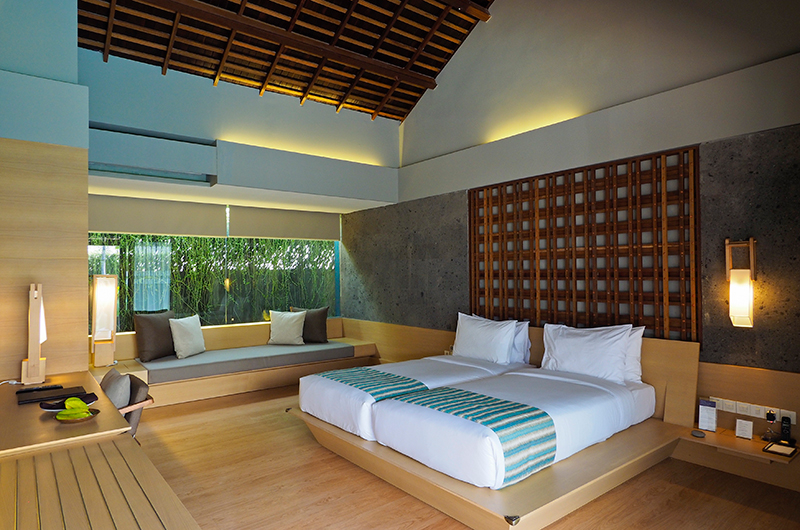 Bedroom with Seating Area - The Santai - Umalas, Bali