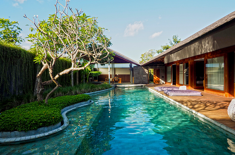 Gardens and Pool - The Santai - Umalas, Bali