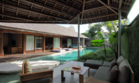 Pool Side Seating Area - The Santai - Umalas, Bali