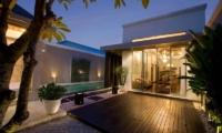 Outdoor Area - The Seiryu Villas - Seminyak, Bali