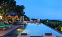 Night View - The Shanti Residence - Nusa Dua, Bali