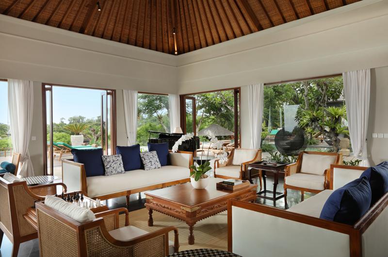 Lounge Area - The Shanti Residence - Nusa Dua, Bali