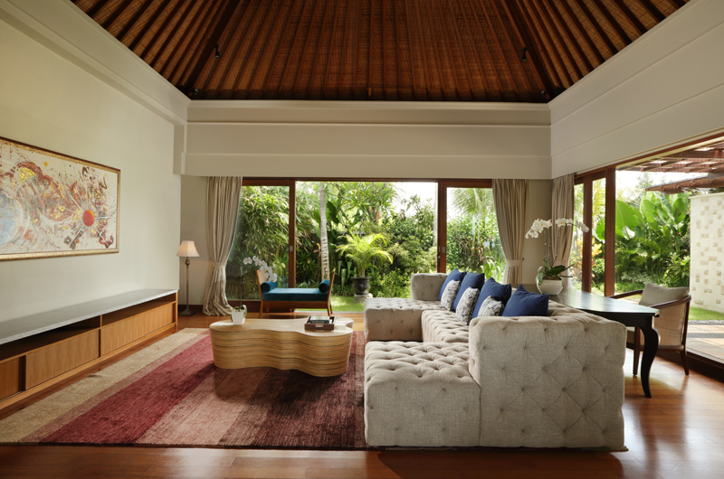 Living Area - The Shanti Residence - Nusa Dua, Bali