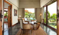 Seating Area - The Shanti Residence - Nusa Dua, Bali