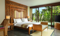 Bedroom with Pool View - The Shanti Residence - Nusa Dua, Bali