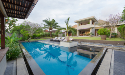 Swimming Pool - The Uma Villa - Canggu, Bali