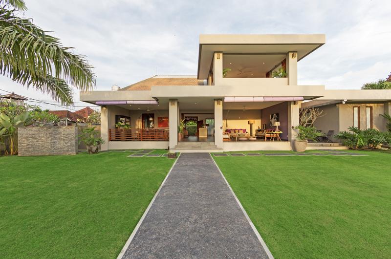 Outdoor Area - The Uma Villa - Canggu, Bali