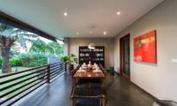 Dining Area - The Uma Villa - Canggu, Bali