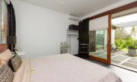 Bedroom with View - The Uma Villa - Canggu, Bali