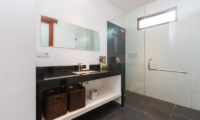 Bathroom with Shower - The Uma Villa - Canggu, Bali