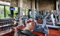 Gym - The Ungasan Clifftop Resort - Uluwatu, Bali